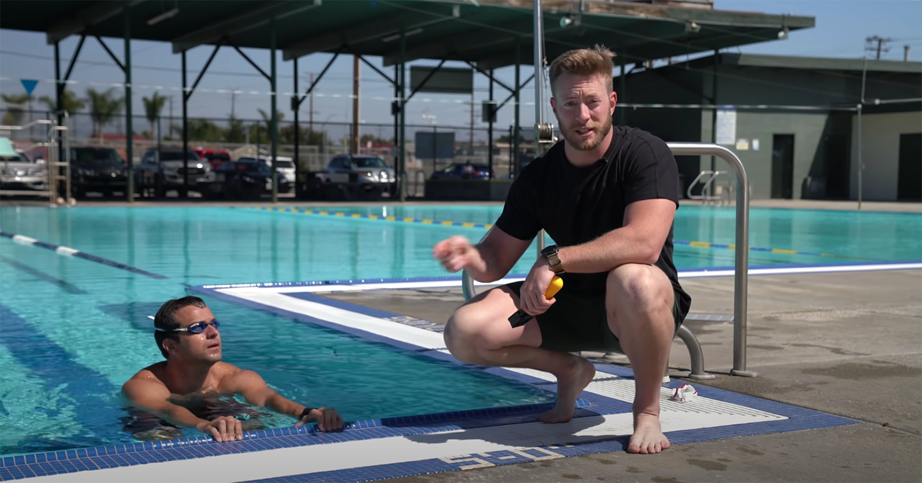 WATCH: Olympic Athlete Takes on Intense Navy SEAL Screening Test   BOXROX
