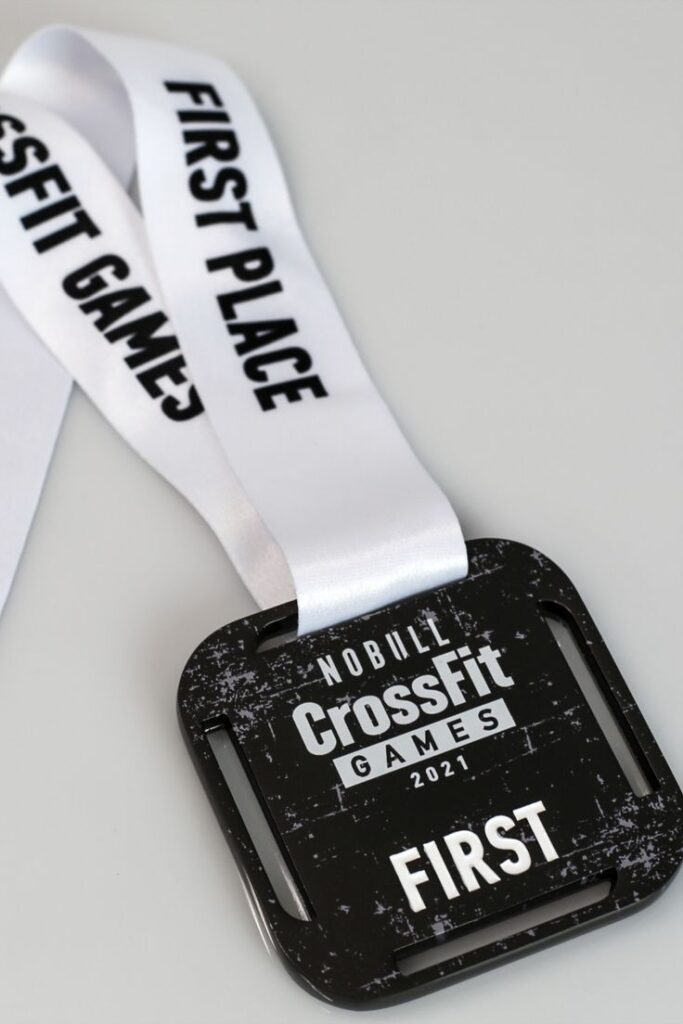 CrossFit medals by Cristaux