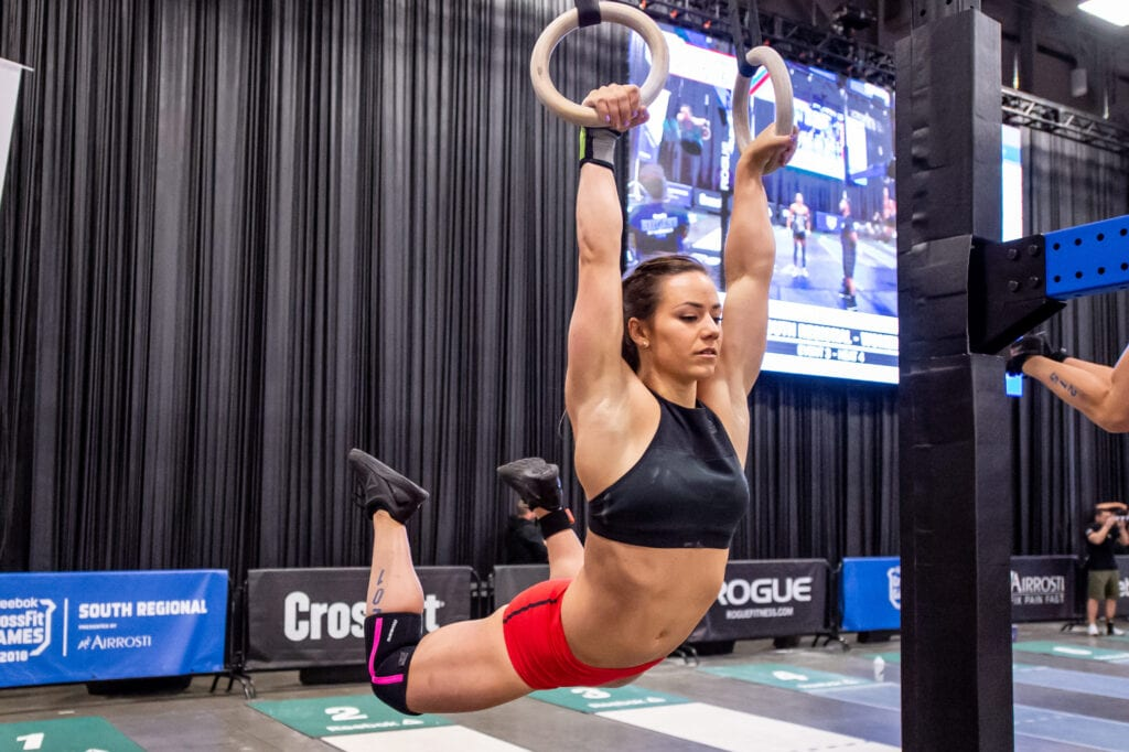 Skill Progressions for Ring Muscle Ups