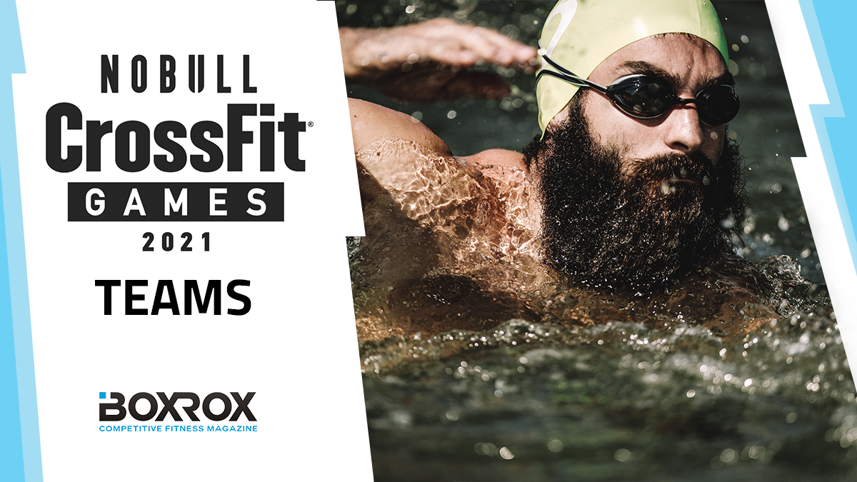 CrossFit-Games-2021-Teams-Day-1-Recap swim