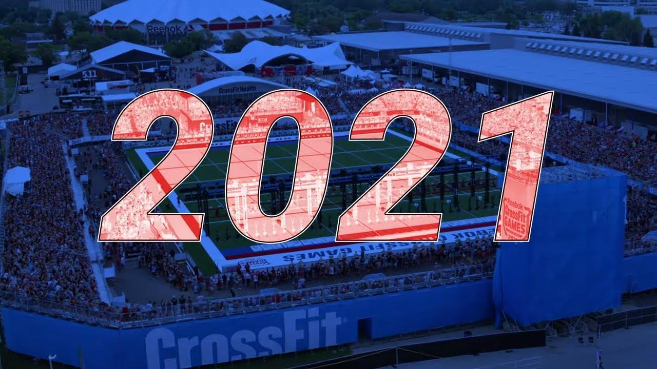 CrossFit Games 2021 Madison
