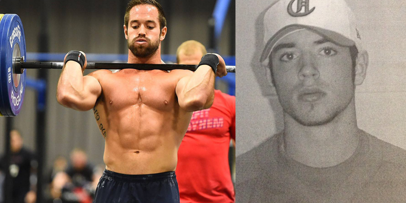 Transformations of 2021 CrossFit Games Athletes Rich Froning