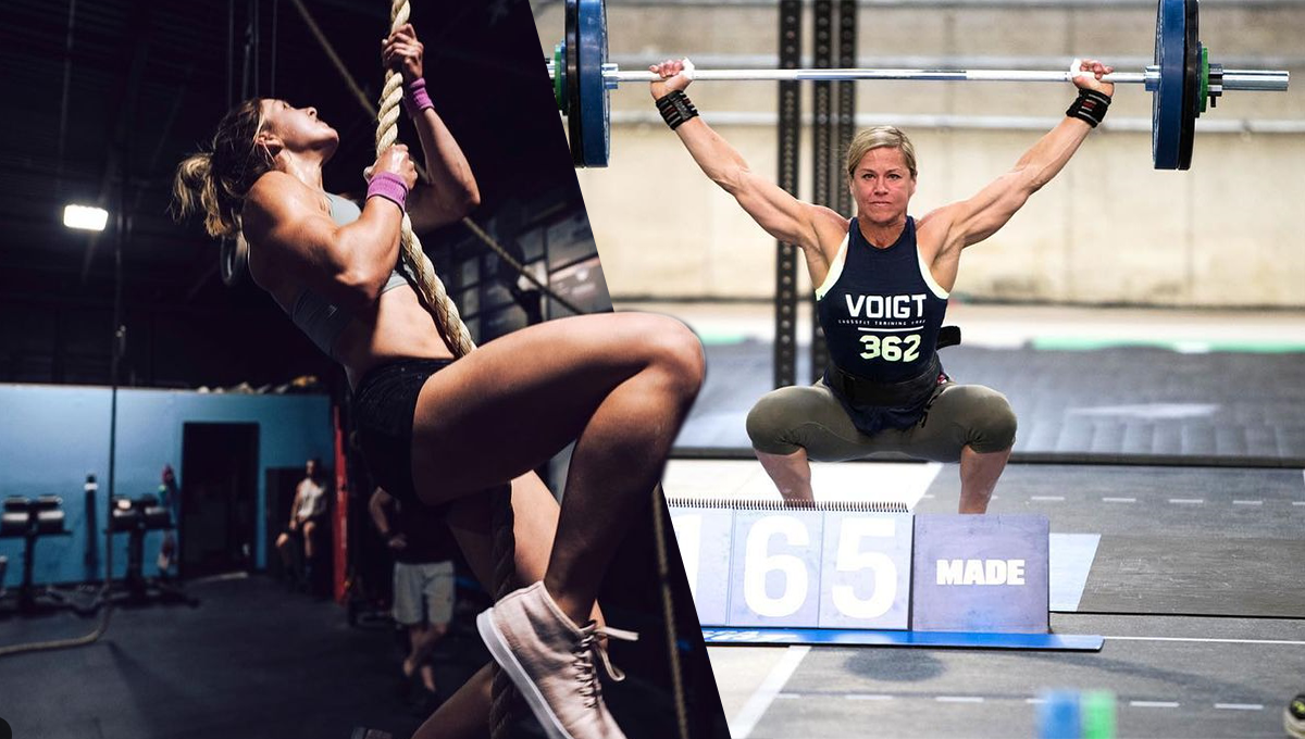 CrossFit Games Age Group and Adaptive Workouts