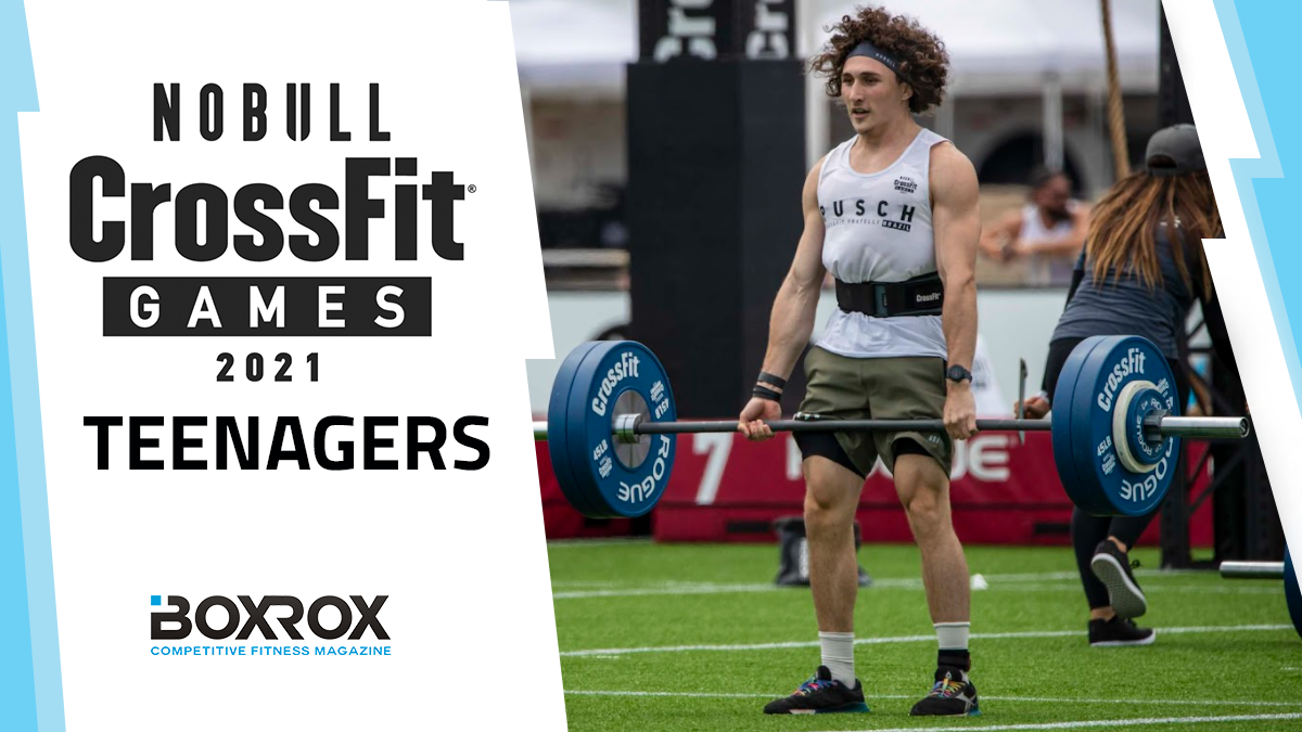 The Fittest Have Been Crowned: Who Won the Teenage 2021 CrossFit Games? | BOXROX