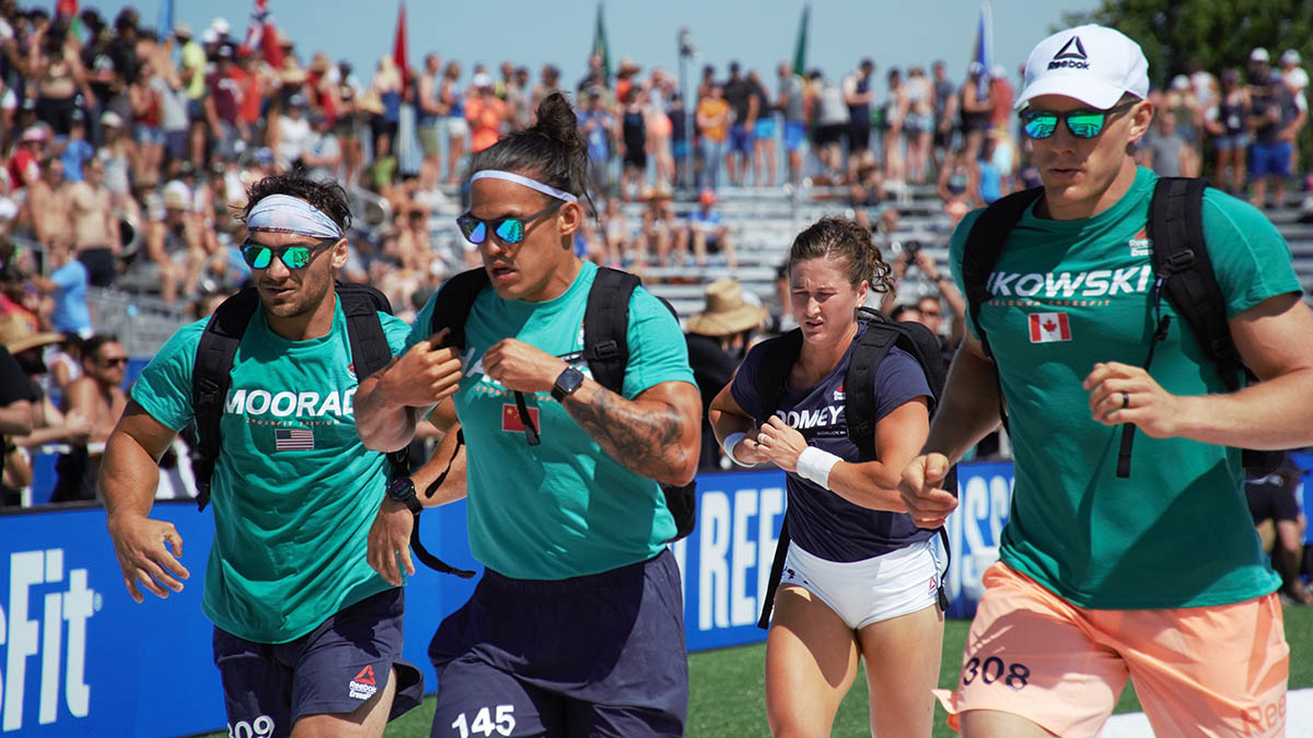 how much cardio does the world's fittest woman do in a day