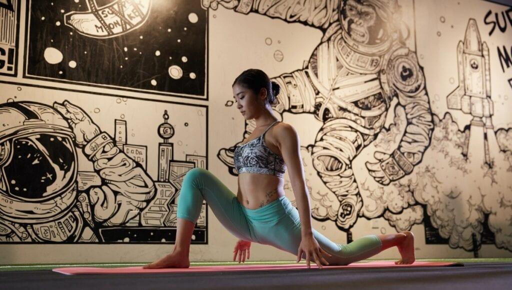 yin yoga poses dragon pose