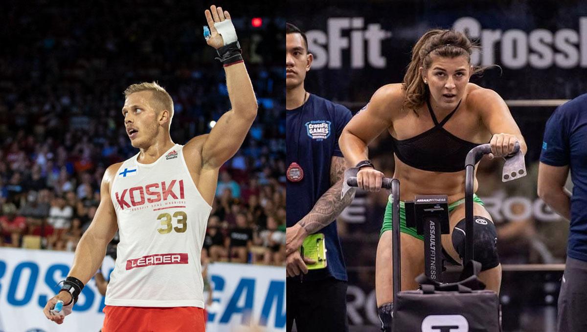 European athletes