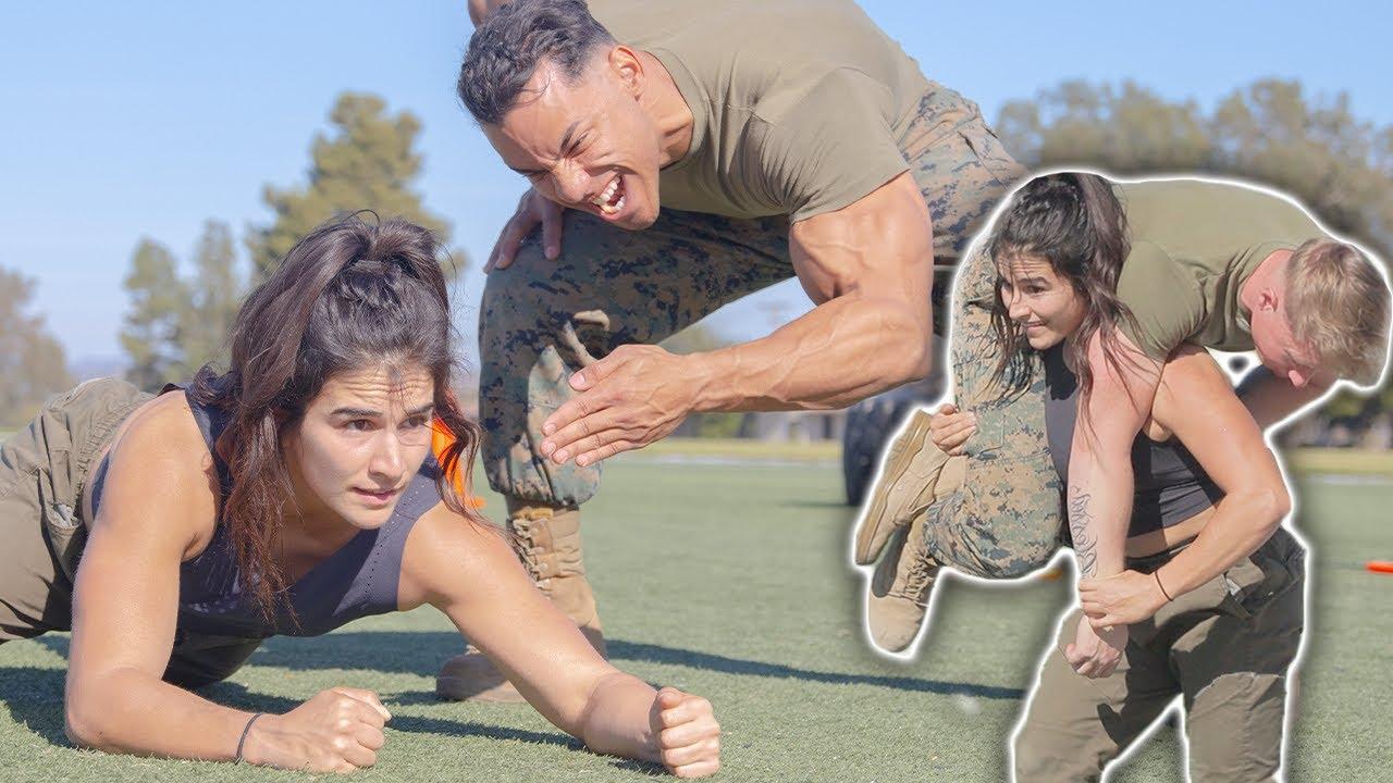 us marine combat fitness test