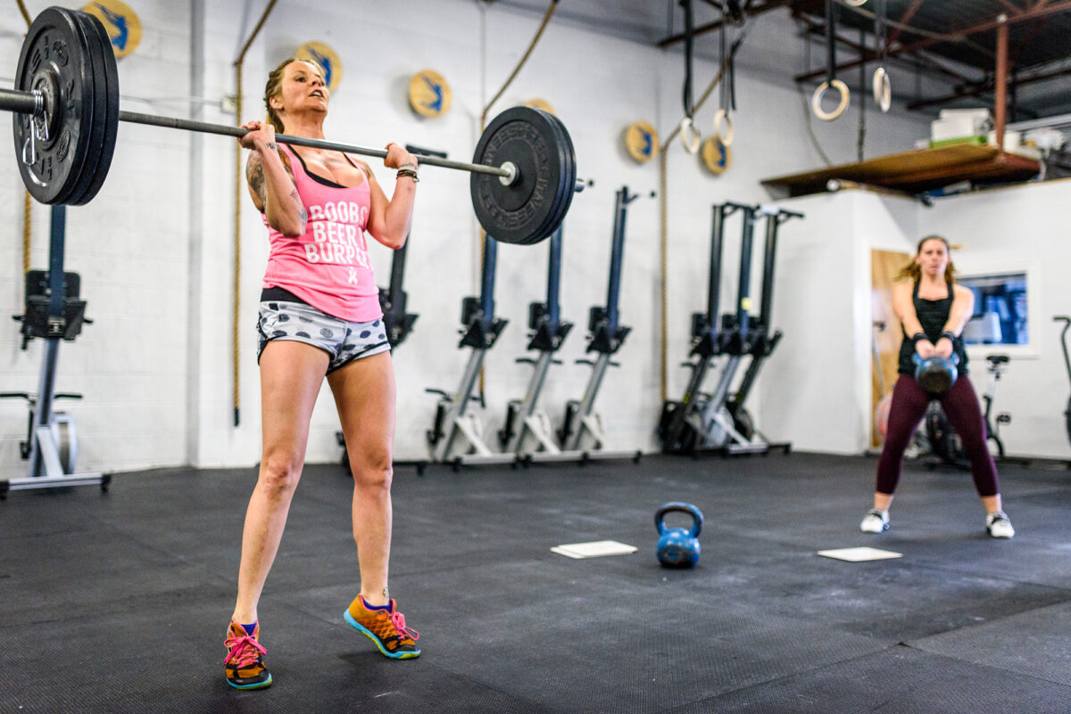 what do crossfit concepts mean
