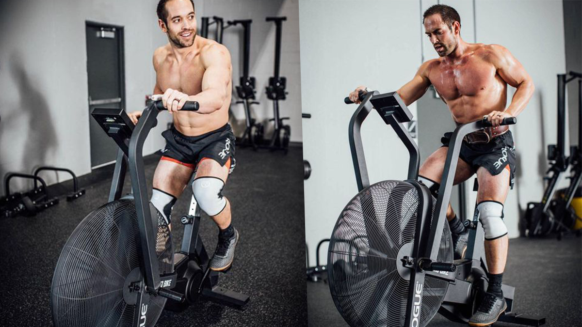 Echo Bike Workouts with Rich Froning