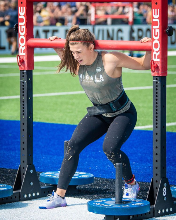 Great Moments from the 2021 CrossFit Games