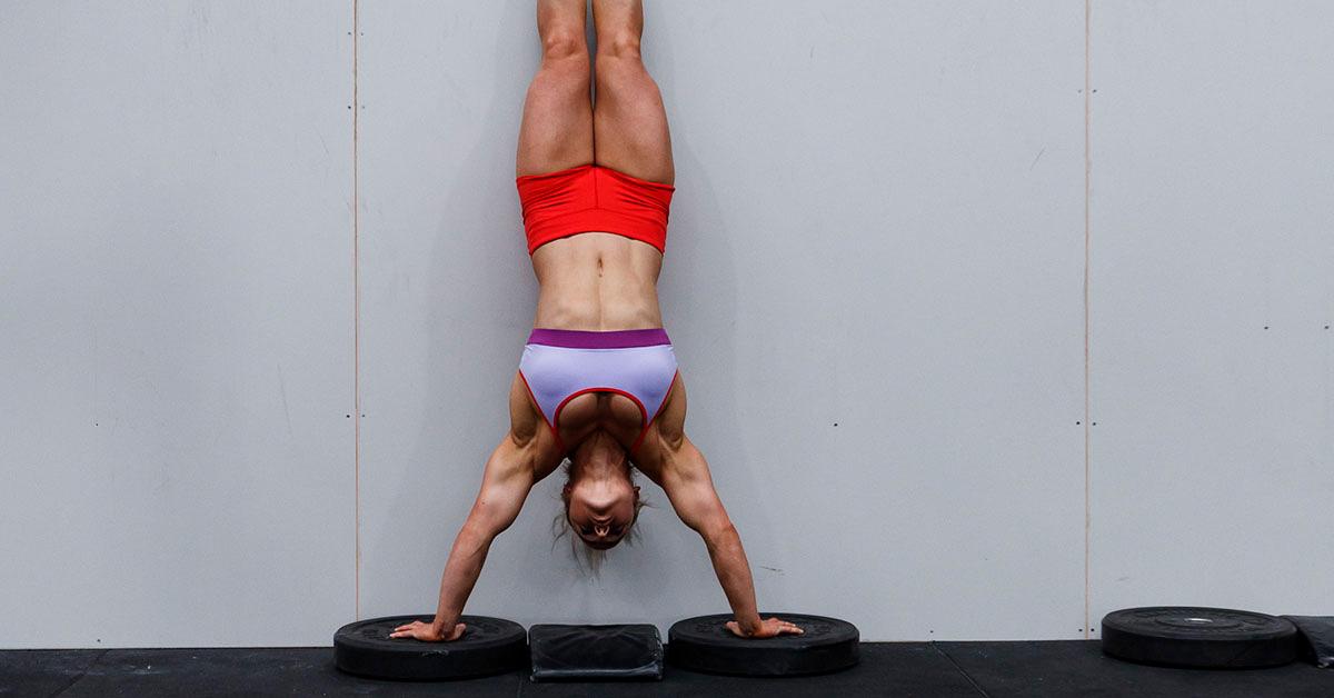 Handstand Push Ups WODs