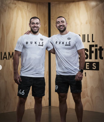 Đukić brothers - Luka and Lazar