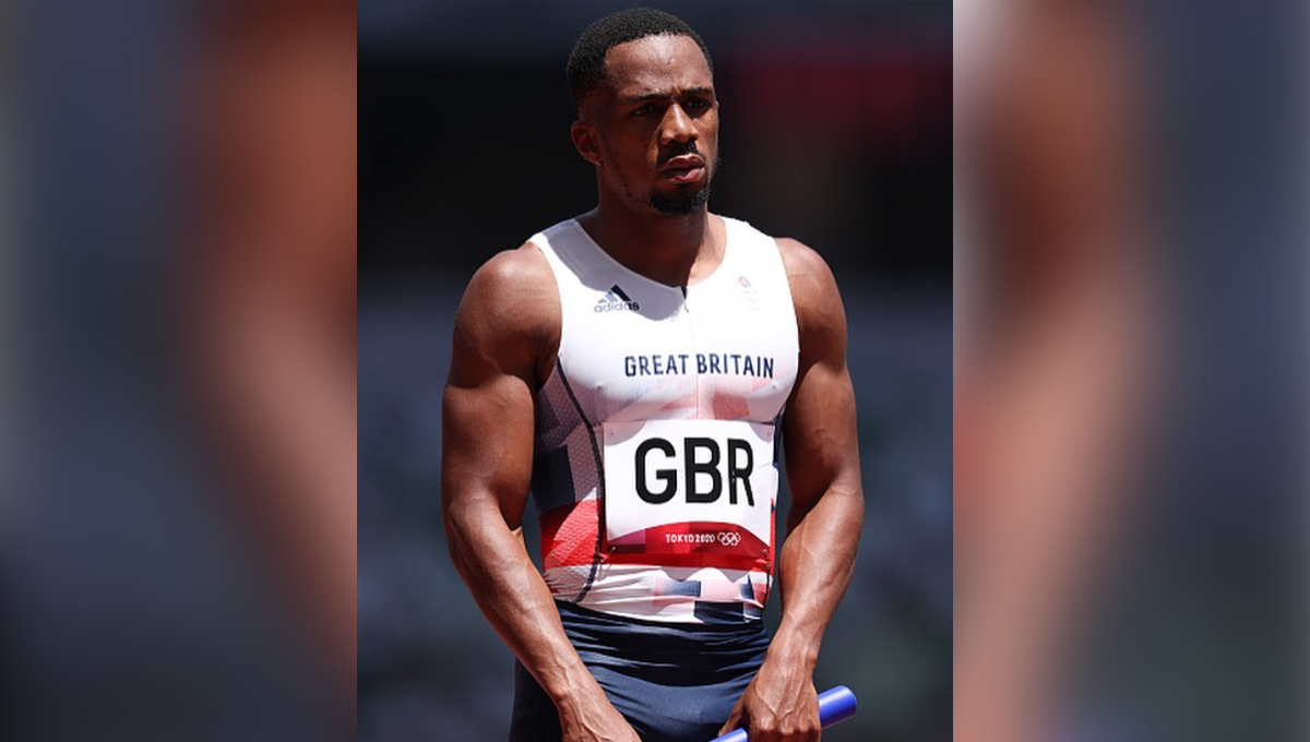CJ Ujah faces suspension after doping breach and might lose Olympic medal