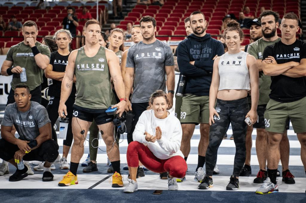 CrossFit Games individual athletes