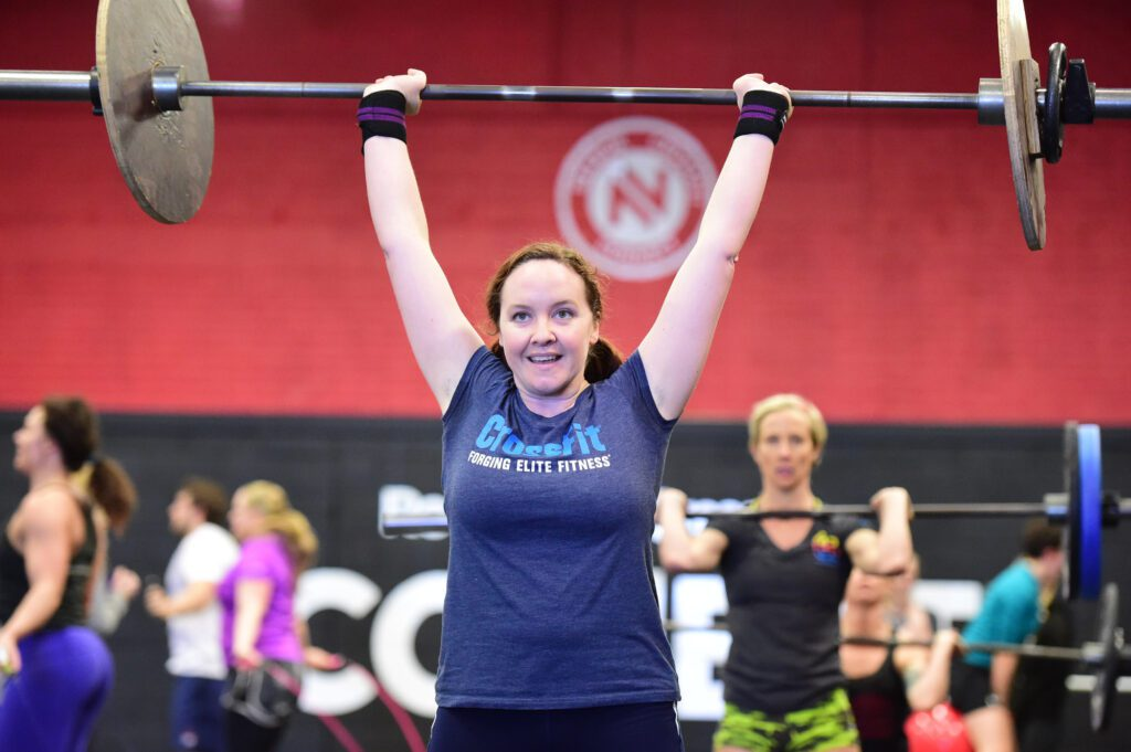 barbell CrossFit workouts
