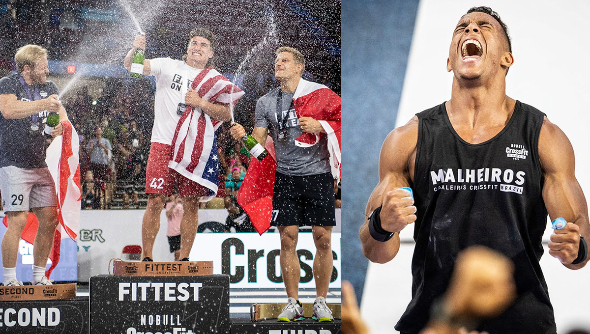Photos From the 2021 CrossFit Games