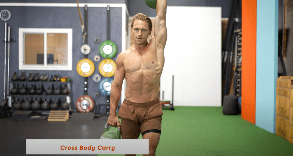 Cross Body Carry