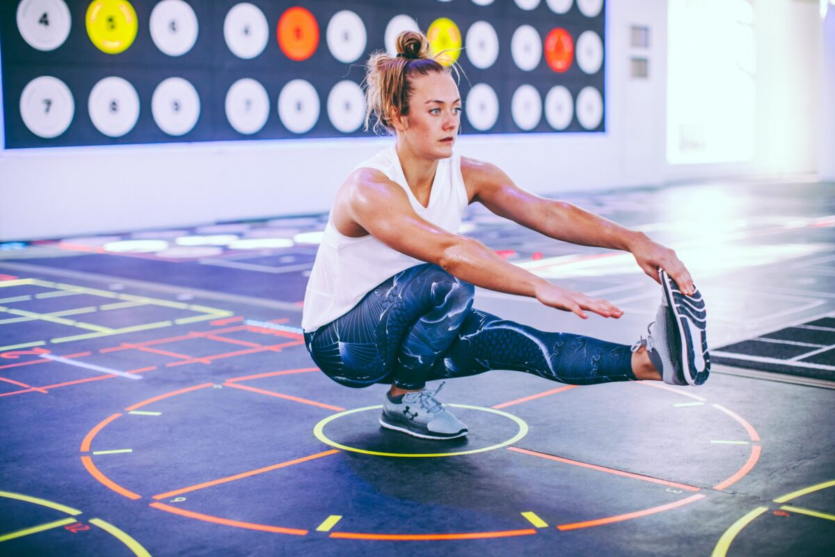 efficient pistol squats with bad ankle mobility