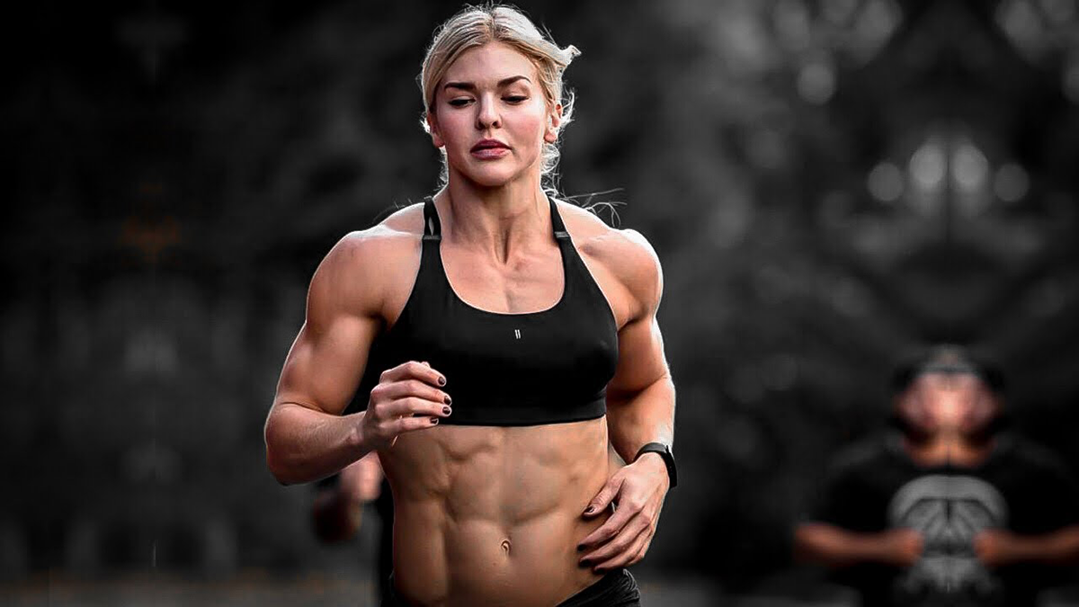 Renegade Row WODs with Brooke Ence