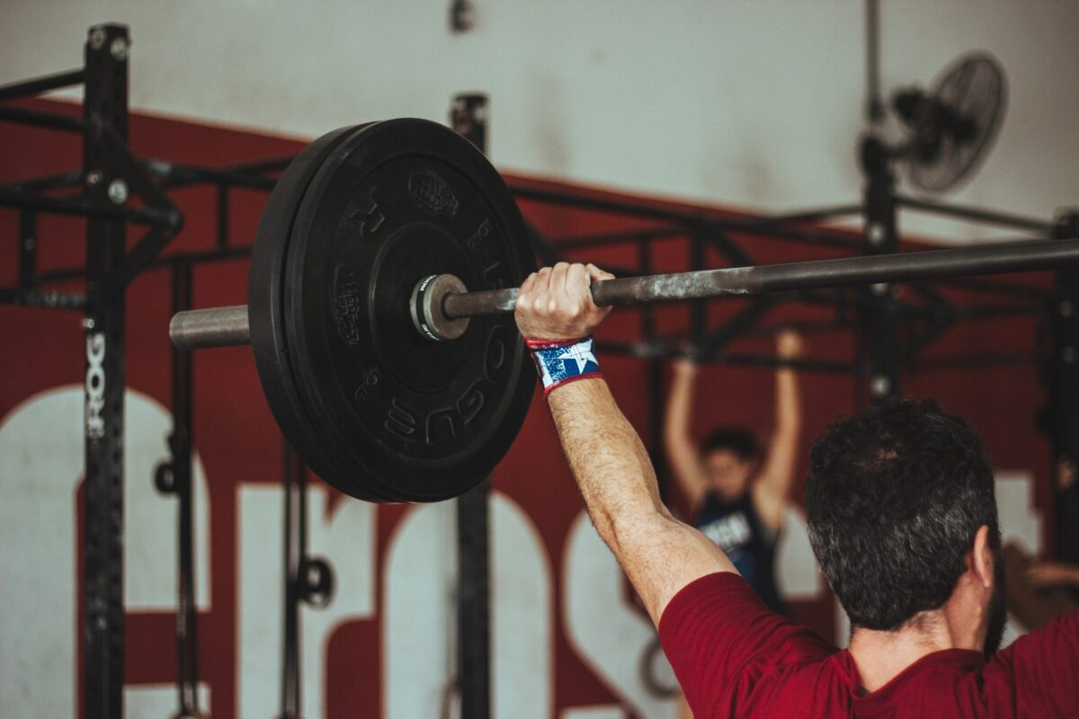 snatch crossfit workout